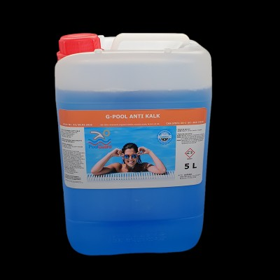 Anticalcar lichid pentru apa 5L