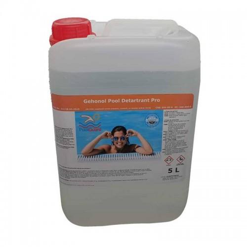 Anticalcar pentru curatare piscine 5L