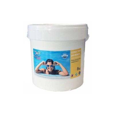 Corector pH minus solid 8kg