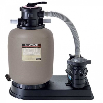 Grup filtrare Hayward compact - 6 mc/h