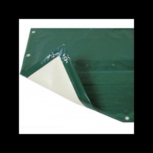 Prelata de iarna verde dimensiune 11x5m