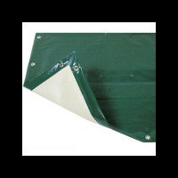 Prelata de iarna verde dimensiune 8x4m