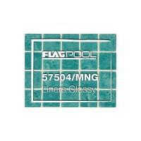 Liner PVC 1.5mm Green Mosaic - Flagpool