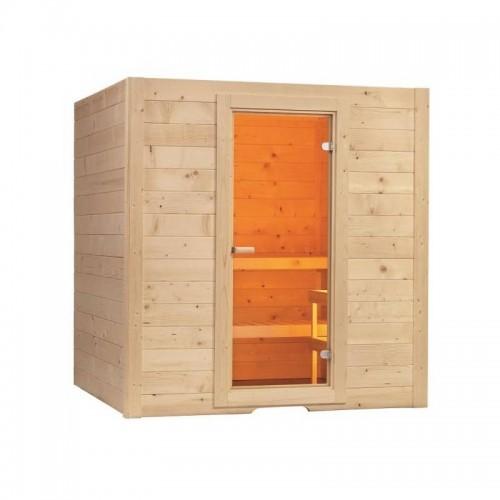 Cabina sauna uscata Basic 195x187cm