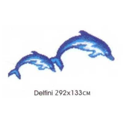 Decoratiune Delfini