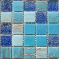 Mozaic pe plasa, model PARADISE