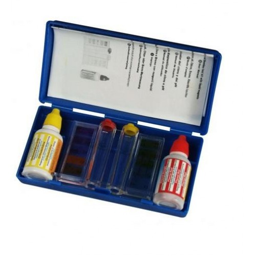 Tester  PH/Clor Pool Zone