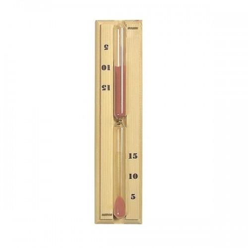 Clepsidra din lemn pentru sauna