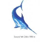 Decoratiune Sword Fish M102