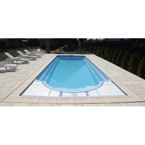 Piscina Azur 8x3.6x1.5 m