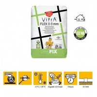 Chit de rosturi VitrA Fix FLEX 0-3 mm