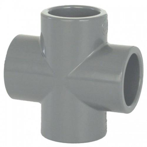 Cruce PVC-U