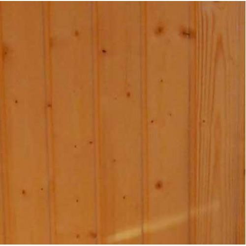 Lemn molid pentru sauna