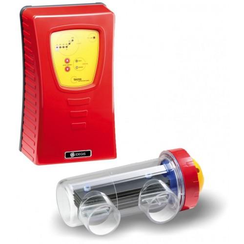 Sistem de electroliza a sarii  Idegis Spania