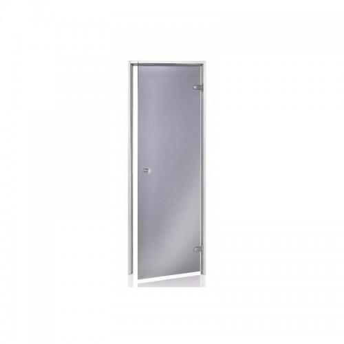 Usa baie aburi sticla gri 8 x 19