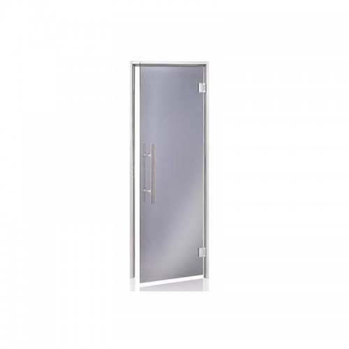 Usa premium baie aburi sticla gri 7 x 20