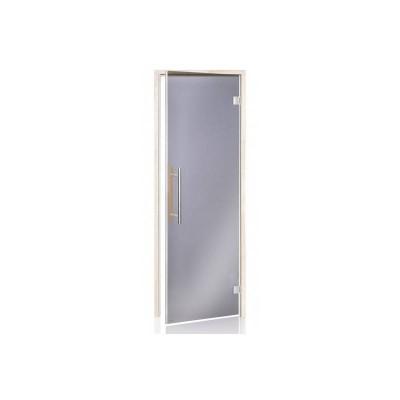 Usa premium sauna 7 x 19 plop tremurator, sticla gri, inchidere magnetica