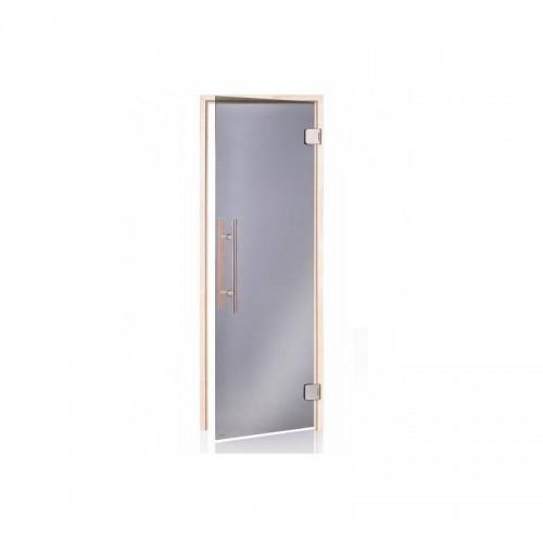 Usa premium sauna plop sticla gri 8 x 19