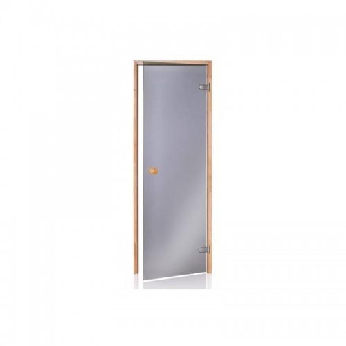 Usa sauna alder sticla gri 800 x 1900 mm