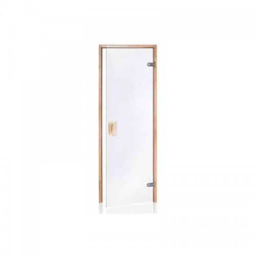 Usa sauna pin sticla clara 700 x 2000 mm