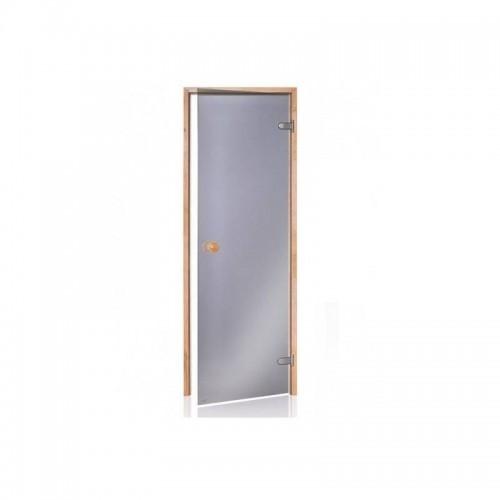 Usa sauna pin sticla gri 7 x 19