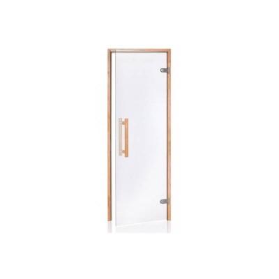 Usa sauna pin sticla gri 7 x 20 Natural